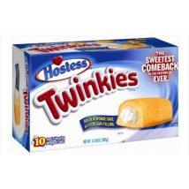 Twinkies - vanília krémmel töltött piskóta 10db