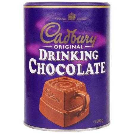 Cadbury forró csokoládé ital 500g.