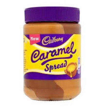 Cadbury caramell krém