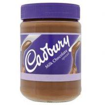 Cadbury csokoládé krém 400g