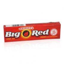 Big Red fahéj ízű rágógumi 5db lap USA