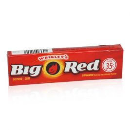 big red rágó