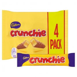 cadbury crunchie 4db