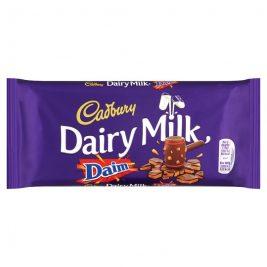 cadbury daim