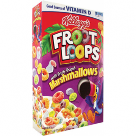 froot loops marshmallow