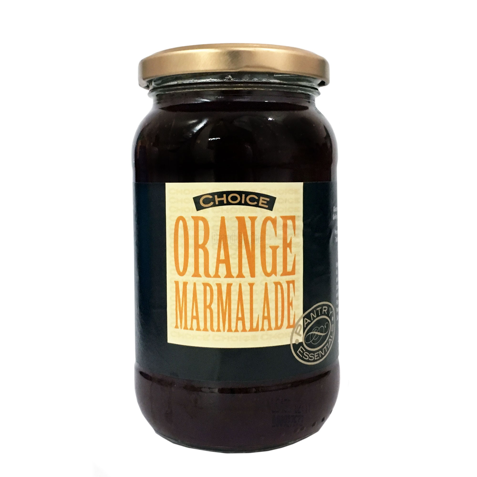 Choice Orange Marmalade 454g angol narancs dzsem