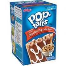 Kellogg's Pop Tarts - Édes toast csokoládé és keksz darabokkal 8db