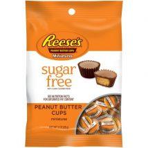 Reese's Sugar Free - cukormentes mogyoróvajas csokoládés korongok 85g