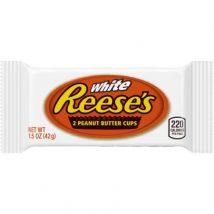 Reese's White-mogyoróvajas szelet fehércsokival 42g