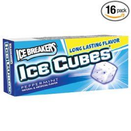 ice cubes kék 10db