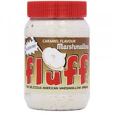 Fluff Caramel 600