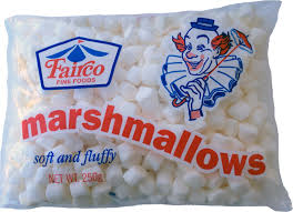Mini Marshmallow White