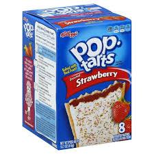 Poptarts strawb.