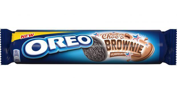 Oreo Brownie 154g.
