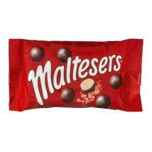 Maltesers malátás golyók tejcsokoládéban 68g.