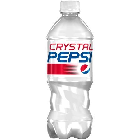 Crystal Pepsi 591 ml