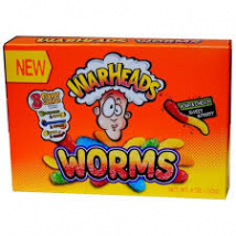 Warheads worms savanyú gumicukor 113g.