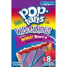 Pop Tarts wild