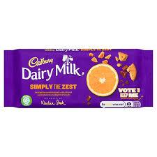 Cadbury narancs
