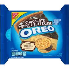 Oreo Peanut Butter Pie