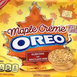 Oreo Maple