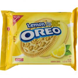 Oreo lemon