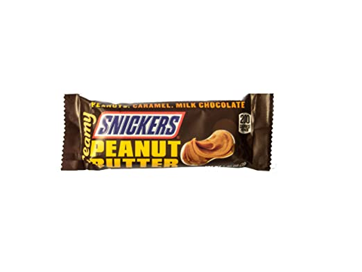 Snickers pean butt